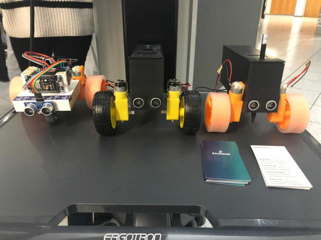 Roboter für die Lehre