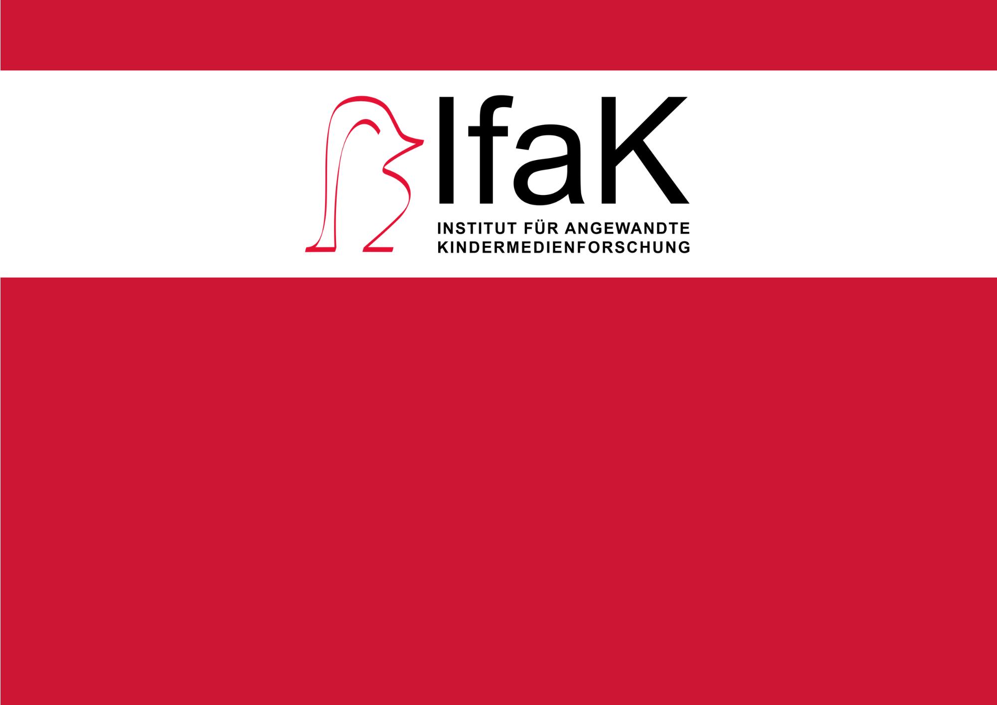 IfaK – Institut für angewandte Kindermedienforschung