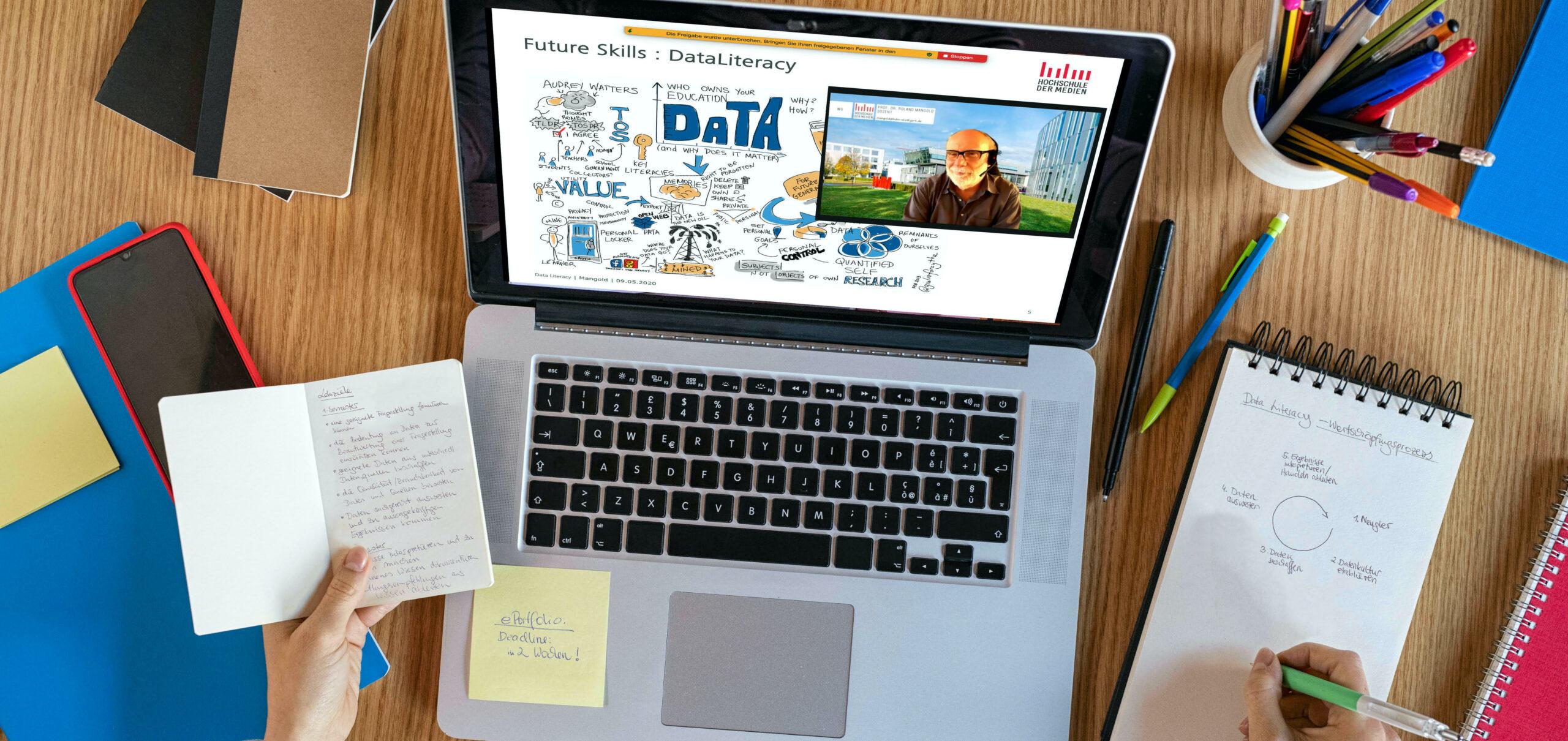 Data Literacy – studiert durch den Datendschungel