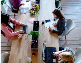 Coworking als Chance für öffentliche Institutionen im ländlichen Raum